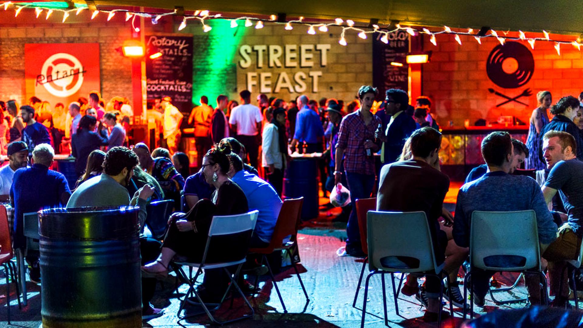 Street of Feast